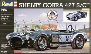 Revell Shelby Cobra 427 S/C1:24