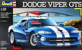 Revell Dodge Viper GTS Coupé1:25