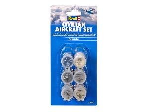 """Revell Aqua set """"Civilian Aircraft Set"""""""