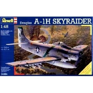 Revell Douglas A-1 H Skyraider