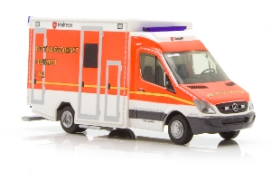 Rietze MB Sprinter Ambulance Malteser Rietberg