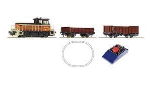 Roco Startset Dieseltrein Analoog