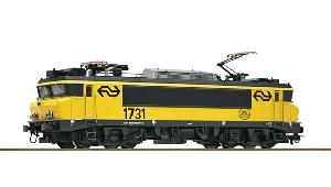 Roco NS E-Lok 1731 Gelijkstroomuitvoering  H0
