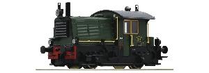 Roco NS Diesellok 200/300 Sik Groen AC Sound