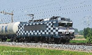 Roco NS E-Lok 1632 HSL , Wisselstroom Digitaal