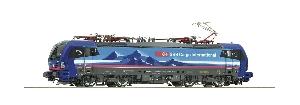 Roco E-Lok BR 193 521  SBB Cargo AC Sound