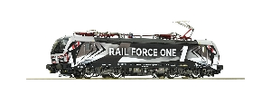 Roco E-Lok  NS BR 193 Rail Force One Wisselstroom Sound