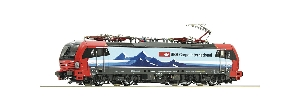 Roco E-Lok Re193 SBB Cargo Wisselstroom Digitaal  H0