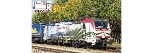 """Roco E-Lok  BR 193  H0  """"150 Jahre Brennereischenbahn """""""