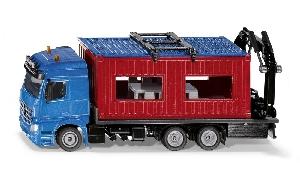Siku Truck met Bouwcontainer
