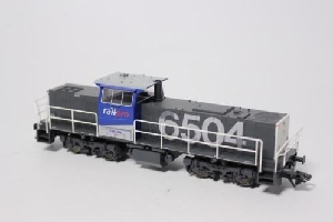 Trix NS Diesellok 6400 / Railpro DC