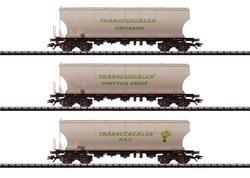 Trix SNCF Silowagenset