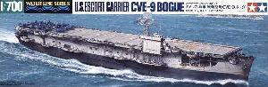 Tamiya USA Escort carrier CVE-9 Bogue 1/700