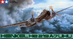 Tamiya Heinkel He 219 A7 UHU 1/48