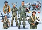 Revell Nato pilots 1:72