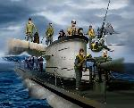 Revell Dt. Marinefiguren, WWII  1:72