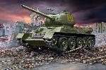 Revell Tank T-34/85  1:72