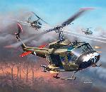 Revell Bell UH-1H Gunship  1:100