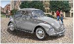 Revell VW Kever 1968   1:24