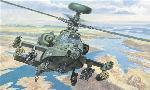 Italeri Helicopter Apache Longbow AH-64D  1:72