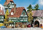 Faller Restaurant Rothenburg