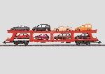 Marklin Autotransportwagen DB AG
