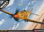 Academy Tomahawk IIb  Ace of african front  1:48