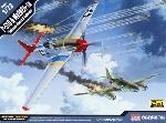 Academy P-51D & Me262A-1a  1:72