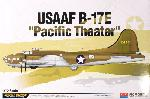 "Academy B-17E USAAF ""Pacific Theater"" 1:72"