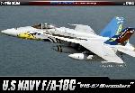 "Academy  F/A-18C U.S.Navy ""VFA-82 Marauders"" 1:72"