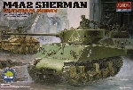 Academy M4A2 Sherman Early