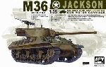 AFV Club M-36 Tankdestroyer