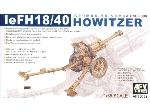 AFV Club LeFH  18/40 105 mm. Kanon (late)