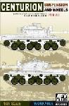 AFV Club Centurion Suspension & Wheels