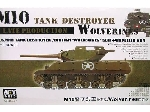 "AFV Club M10 Tank Destroyer/Britisch ""Wolverines"" 1:35"
