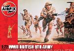 Airfix Britisch 8th army  1/72