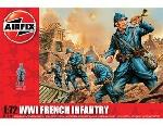 Airfix French Infatry WWI 1:72
