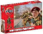 Airfix WW II Britisch Paratroops 1:32