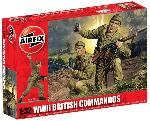 Airfix WW II British Commandos 1:32