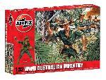 Airfix Australian Infantry WWII 1:32