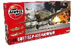 Airfix Curtiss P-40B Warhawk  1:48