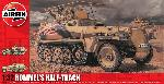 Airfix Rommel's half track 132