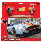 Airfix Aston Martin DBR 9 GIftset 1:32