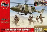 Airfix Helicopter Support Afghanistan  1:48