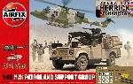 Airfix Patrol and Support Group 1:48
