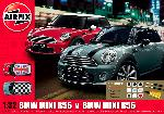 Airfix Mini Cooper S Twin Pack  1:32 Kit