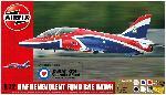 Airfix BAE Hawk RAF Benevolent Fund  1:72