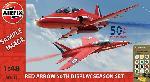 Airfix RAF Red Arrows Gnat and Hawk