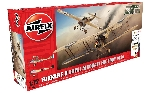 Airfix Fokker E.II Royal Aircraft Factory BE2c  1:72