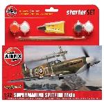 Airfix Spitfire Supermarine Mk.Ia Startset  1:72